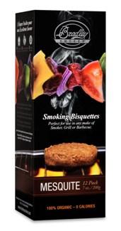 Grillbriketter, Mesquite, 12-pack