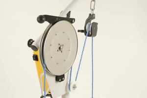 NORTHLIFT Guidance wheel, white