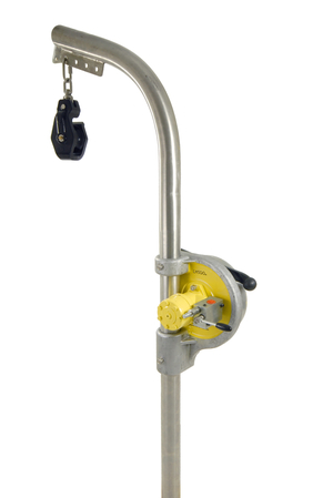 NorthLift - LH500, Hydraulic Line Hauler, Davit Arm