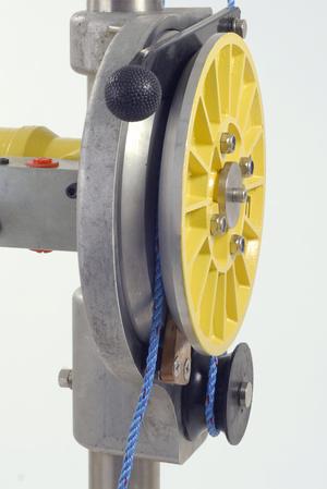 NorthLift - LH700, Hydraulic Line Hauler, Davit Arm