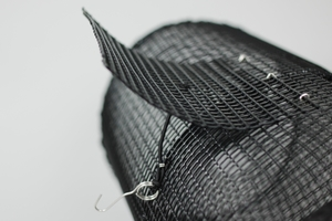 Wrasse Trap, Steel Net Cylinder