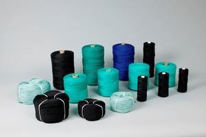 Tråd, 3mm, polyester, 100m sjunk